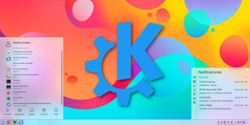 KDE Connect: Integrasi Hape & Kubuntu