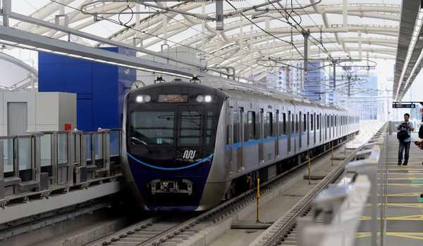 Saran Buat Kamu yang Ingin Naik MRT Jakarta
