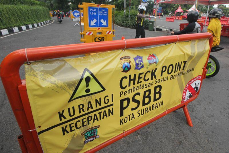 DKI Jakarta PSBB Ketat 14 September 2020